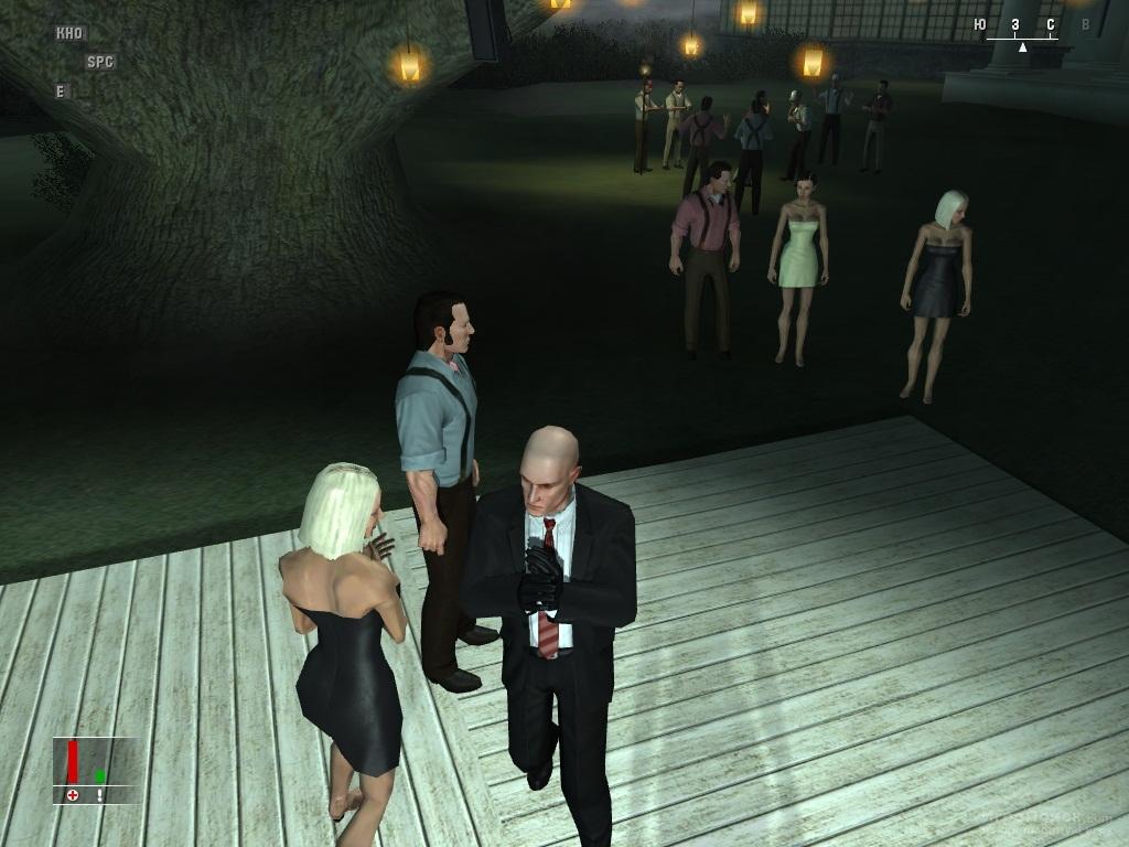 Скриншот к игре Hitman: Blood Money
