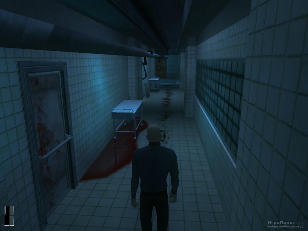 Скриншот к игре Hitman: Contracts
