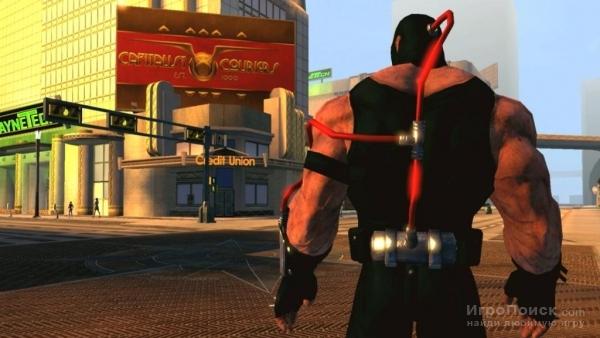 Скриншот к игре DC Universe Online