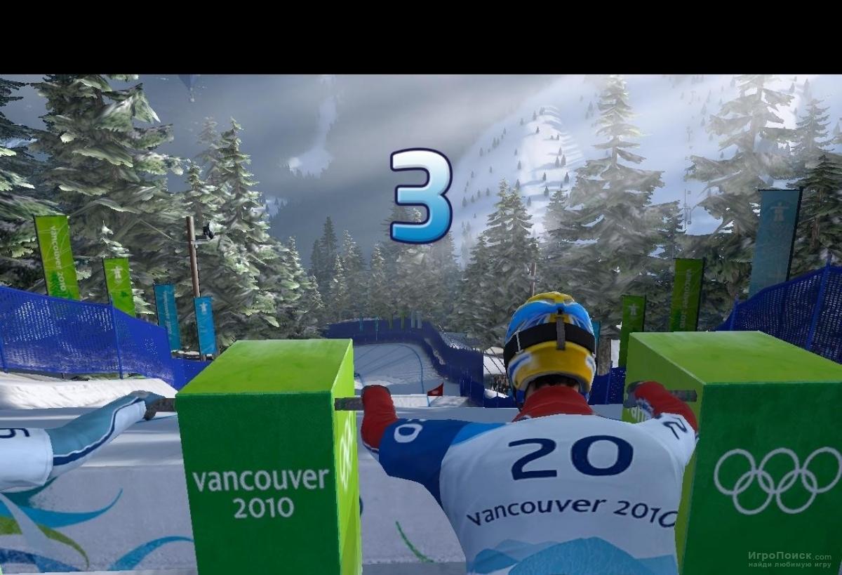 Скриншот к игре Vancouver 2010