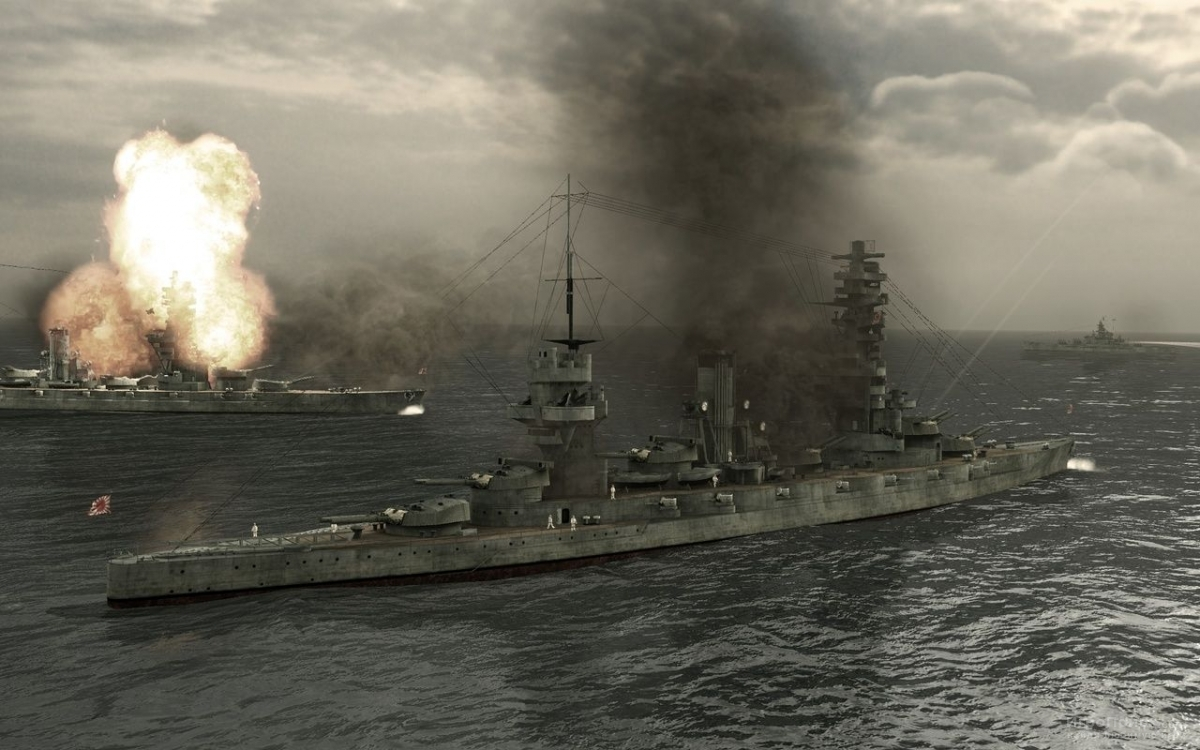 Скриншот к игре Battlestations: Pacific