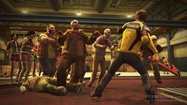 Скриншот к игре Dead Rising 2: Case West