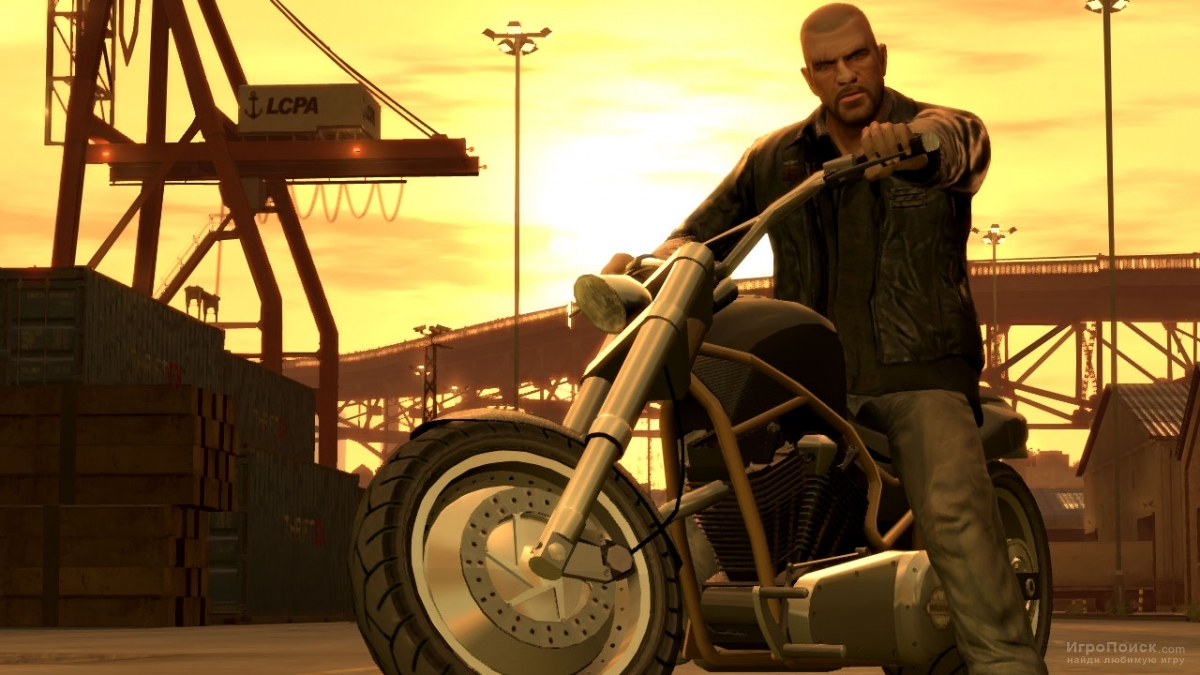 Скриншот к игре Grand Theft Auto IV: The Lost and Damned