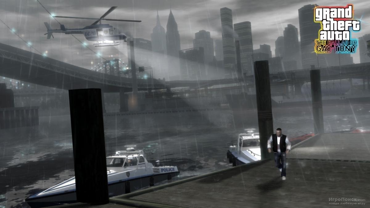 Скриншот к игре Grand Theft Auto: The Ballad of Gay Tony