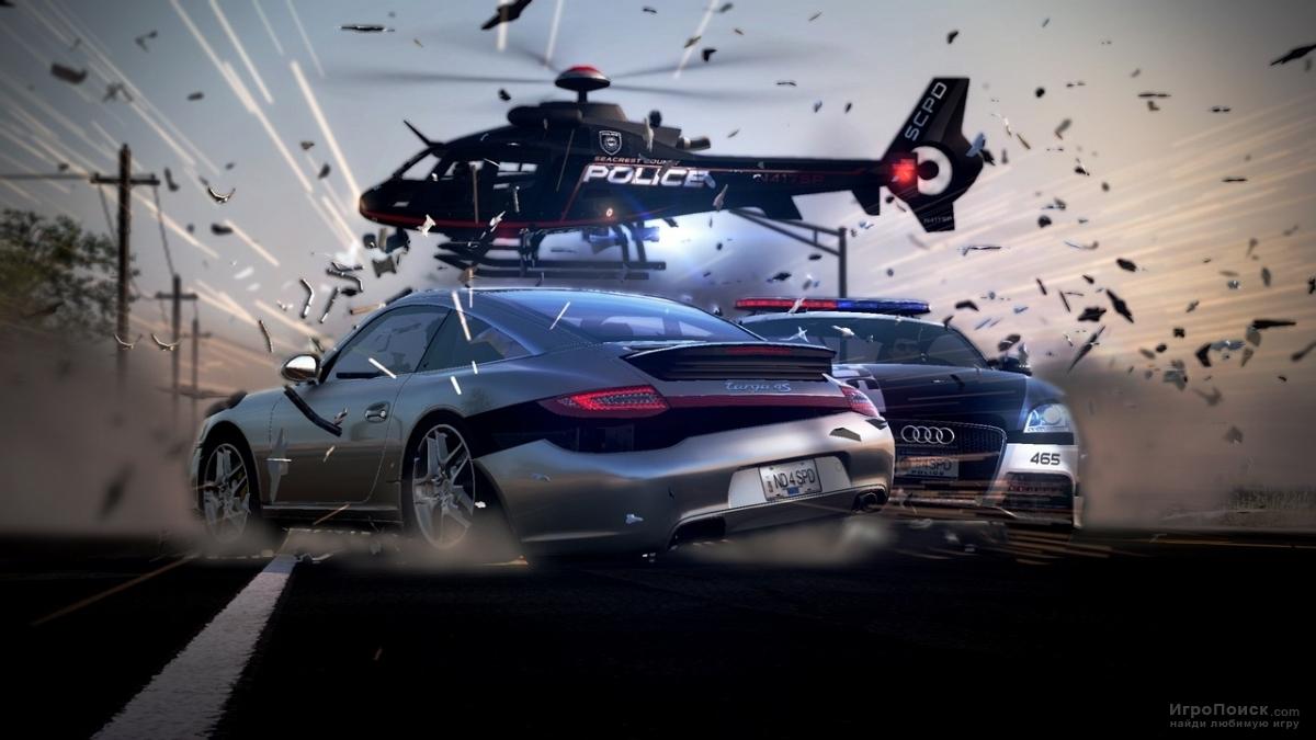 Скриншот к игре Need for Speed: Hot Pursuit