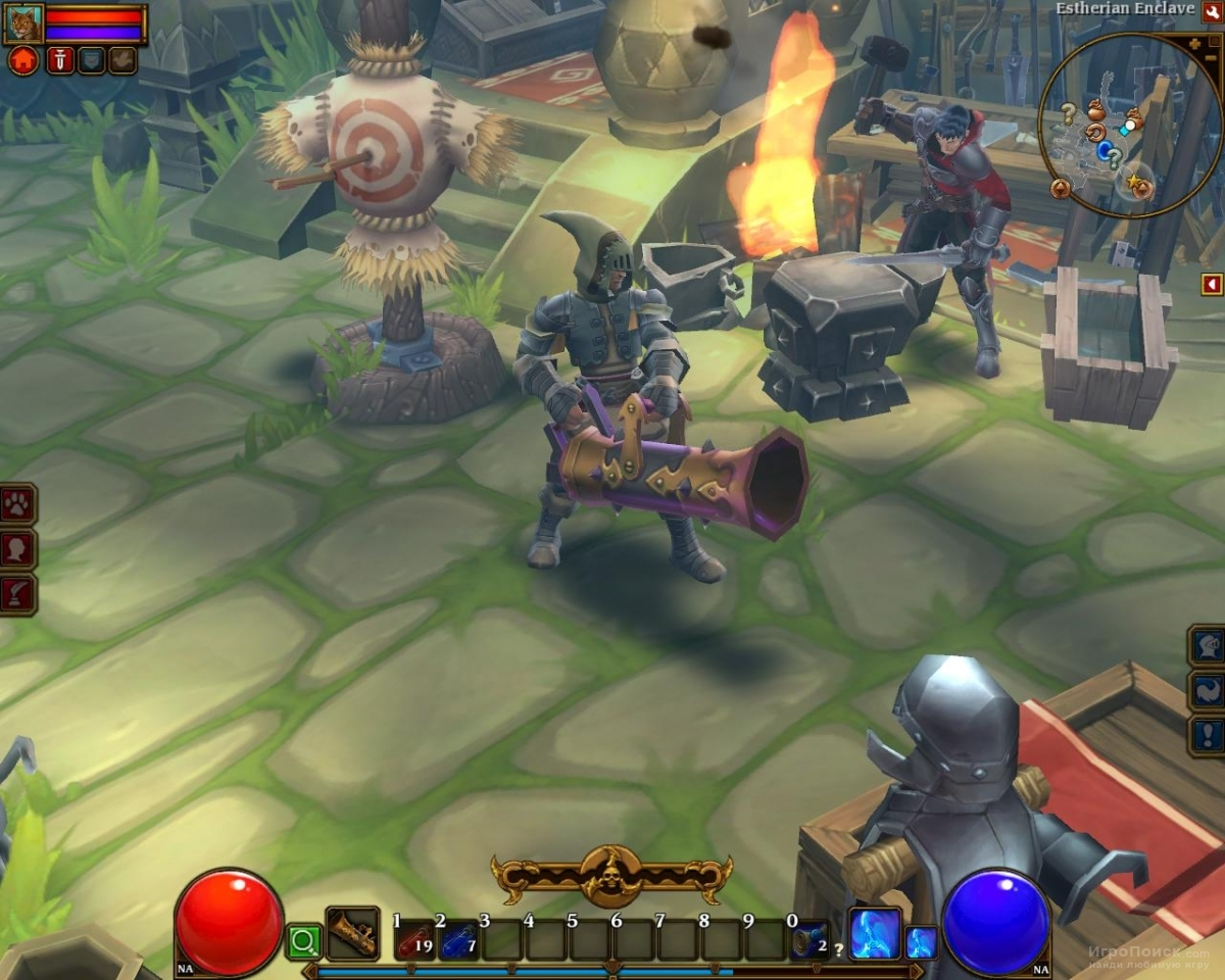 Скриншот к игре Torchlight 2
