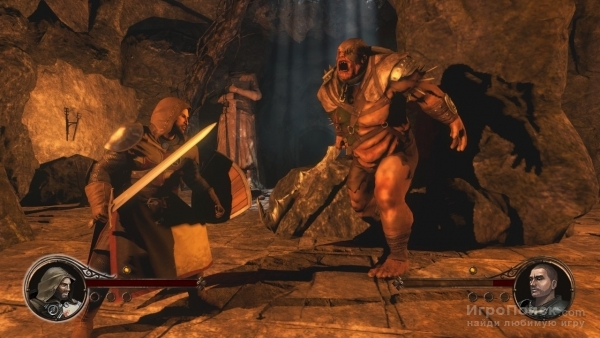 Скриншот к игре The First Templar
