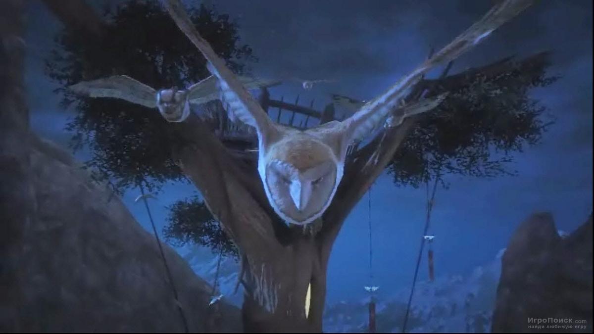 Скриншот к игре Legend of the Guardians: The Owls of Ga'Hoole