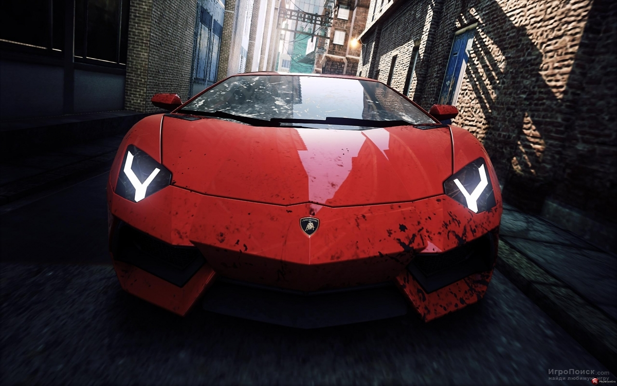 Скриншот к игре Need for Speed: Most Wanted 2012