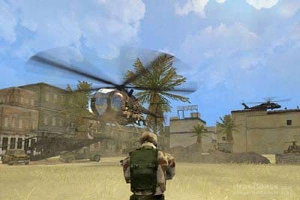 Скриншот к игре Delta Force: Black Hawk Down