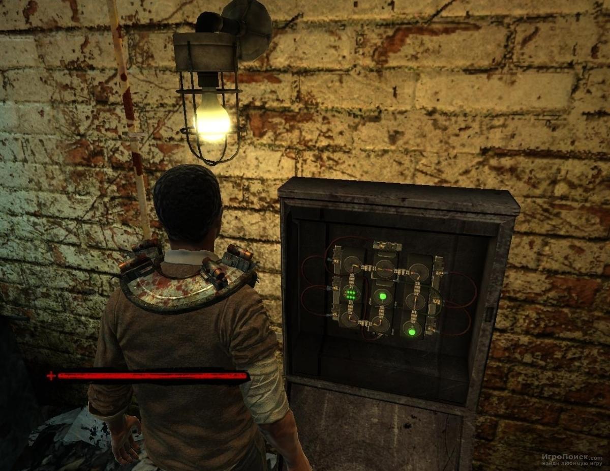 Скриншот к игре Saw: The Video Game