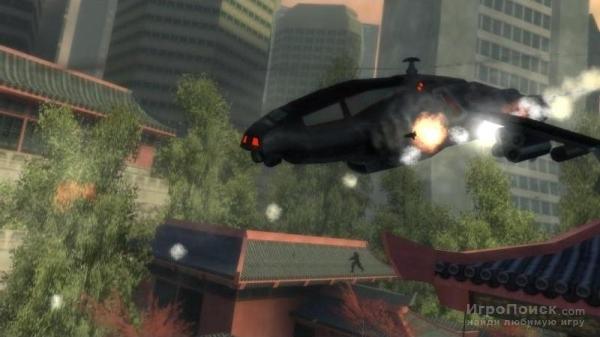 Скриншот к игре Project: Snowblind
