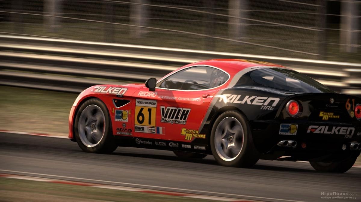 Скриншот к игре Need For Speed Shift