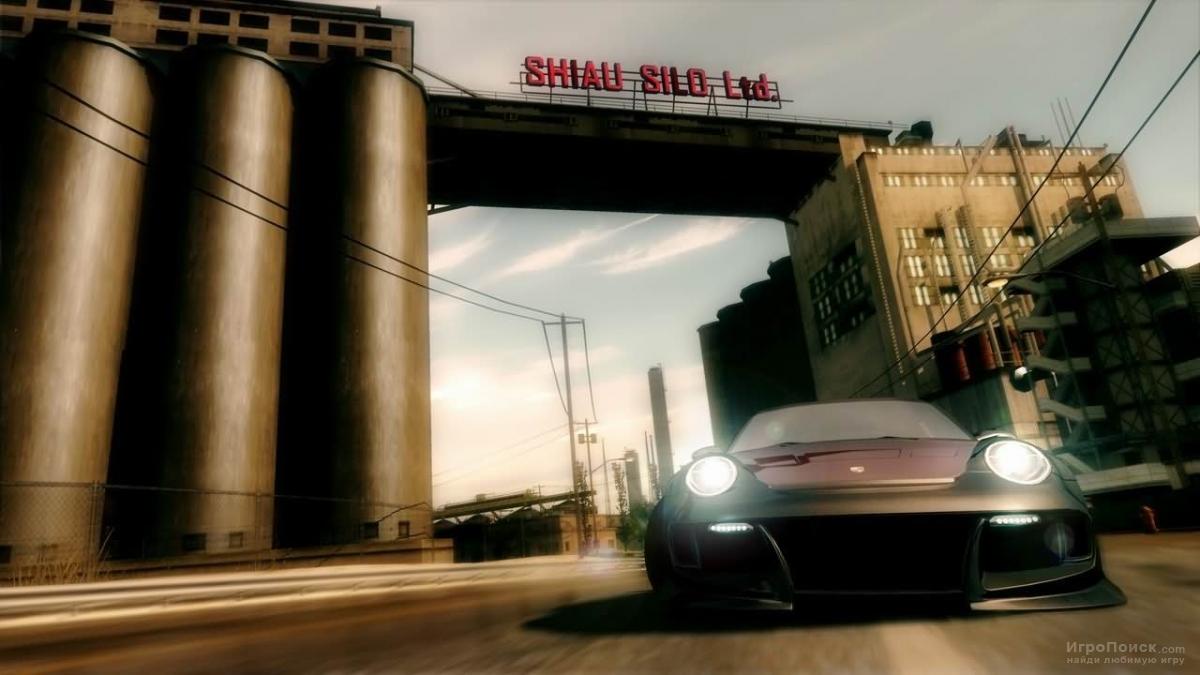 Скриншот к игре Need for Speed: Undercover