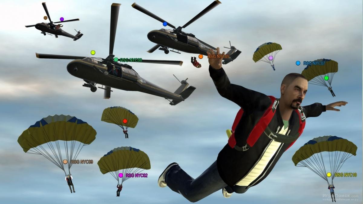 Скриншот к игре Grand Theft Auto: Episodes From Liberty City