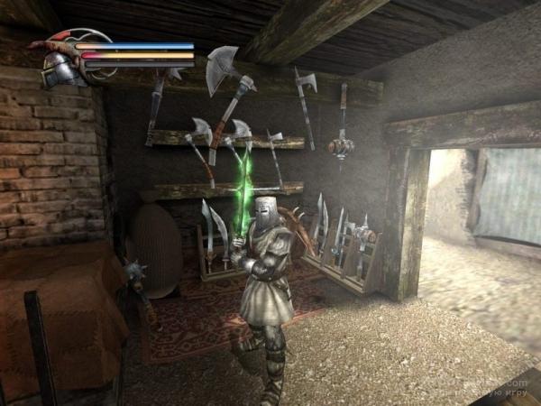 Скриншот к игре Knights of the Temple II