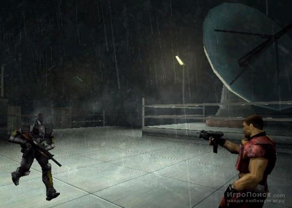 Скриншот к игре Red Faction 2