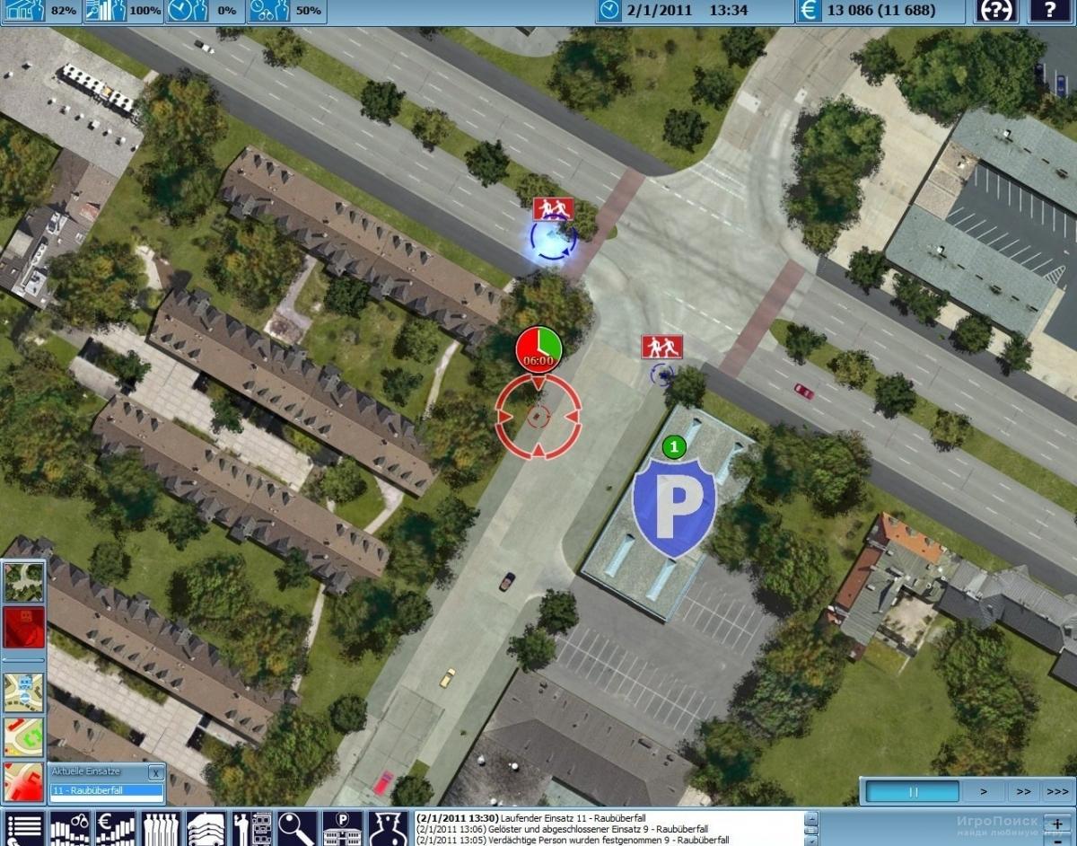 Скриншот к игре Police: Die Polizei Simulation