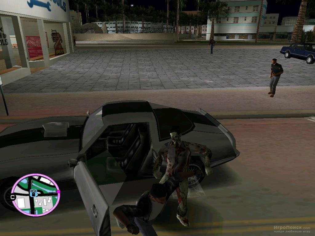 Скриншот к игре Grand Theft Auto: Vice City