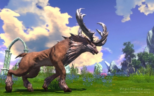 Скриншот к игре TERA: The Exiled Realm Of Arborea