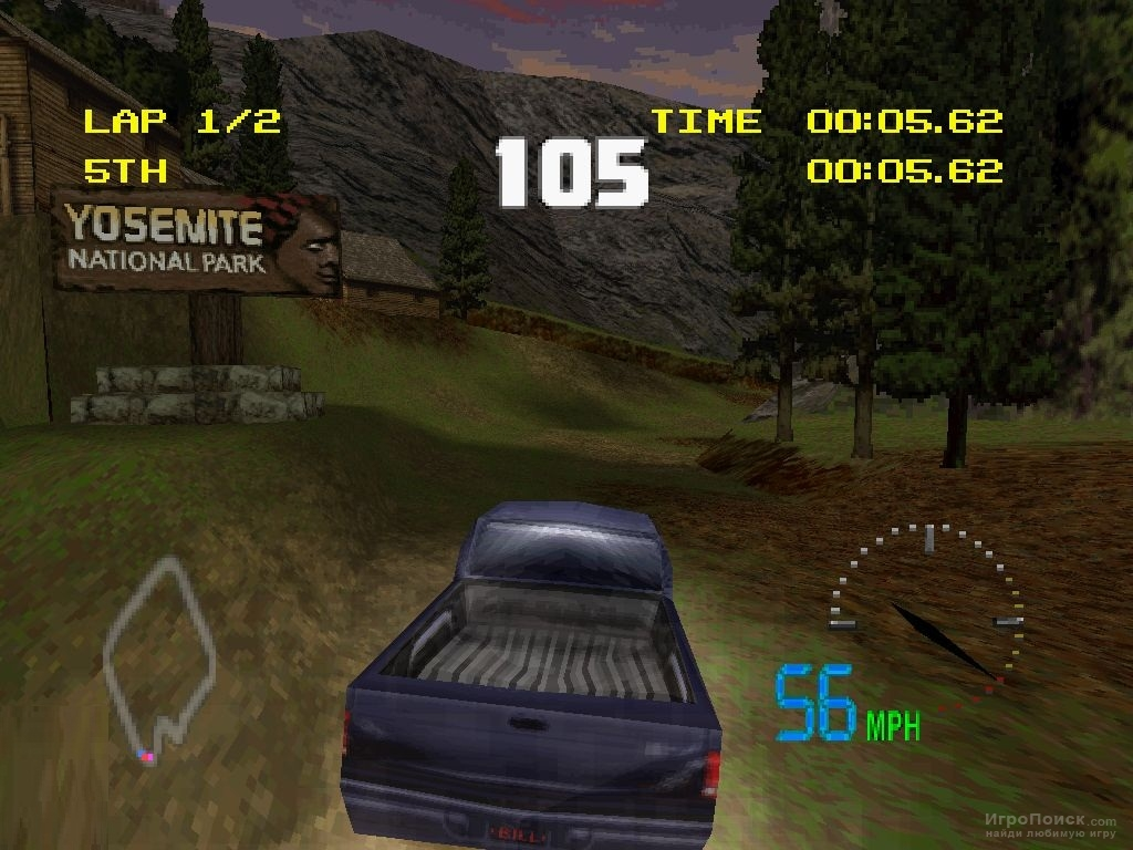 Скриншот к игре Test Drive Off-Road 3