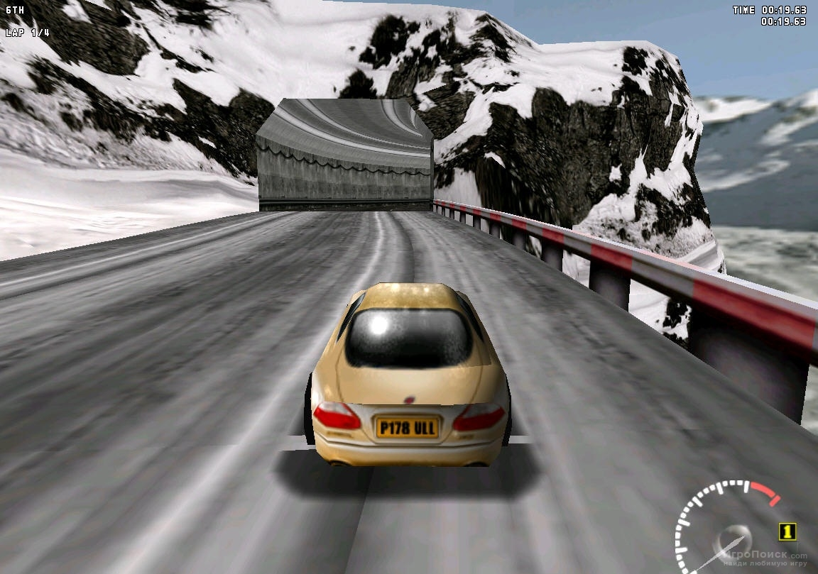 Скриншот к игре Test Drive 5