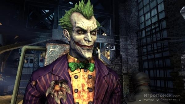 Скриншот к игре Batman: Arkham Asylum