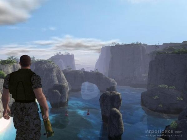 Скриншот к игре Pirate Hunter