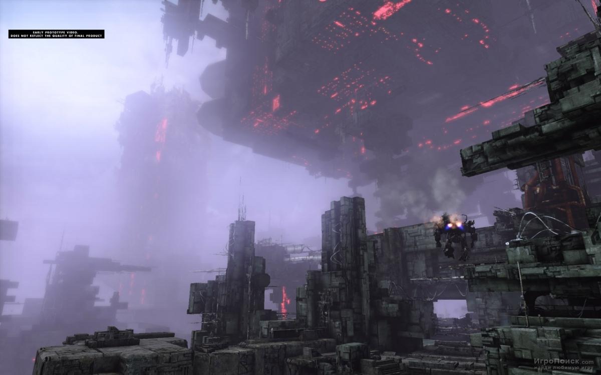 Скриншот к игре HAWKEN