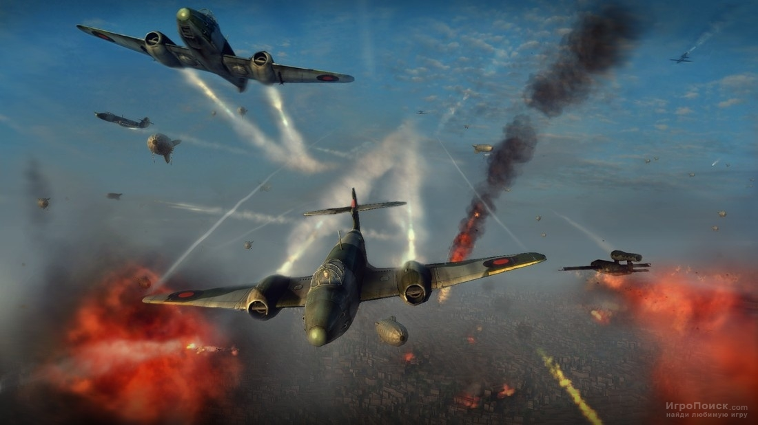 Скриншот к игре Combat Wings: The Great Battles of WWII