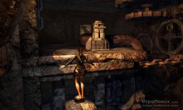 Скриншот к игре Tomb Raider: Underworld