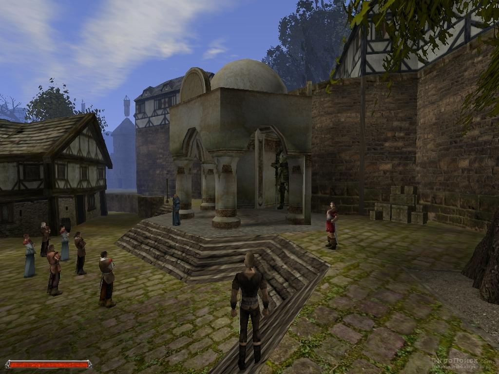 Скриншот к игре Gothic 2