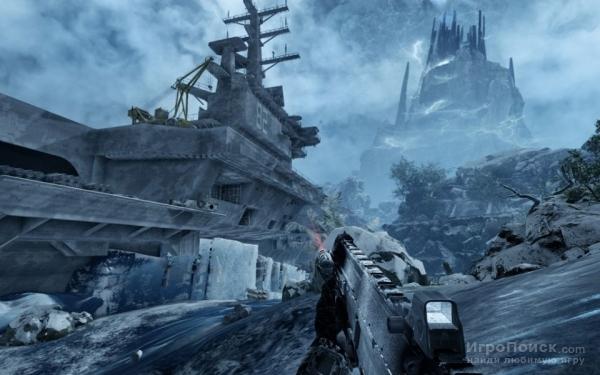Скриншот к игре Crysis Maximum Edition