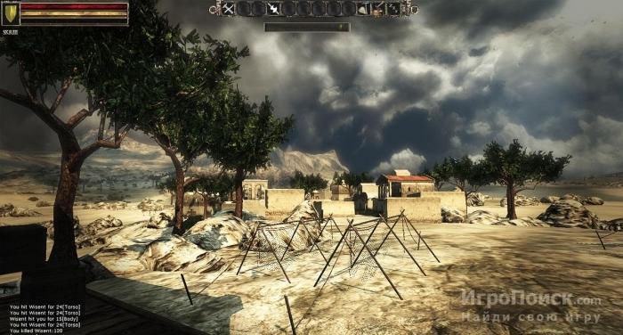 Скриншот к игре Mortal Online