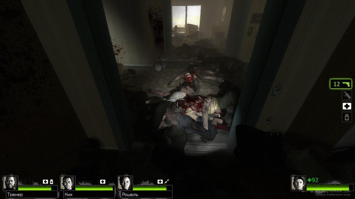 Скриншот к игре Left 4 Dead 2