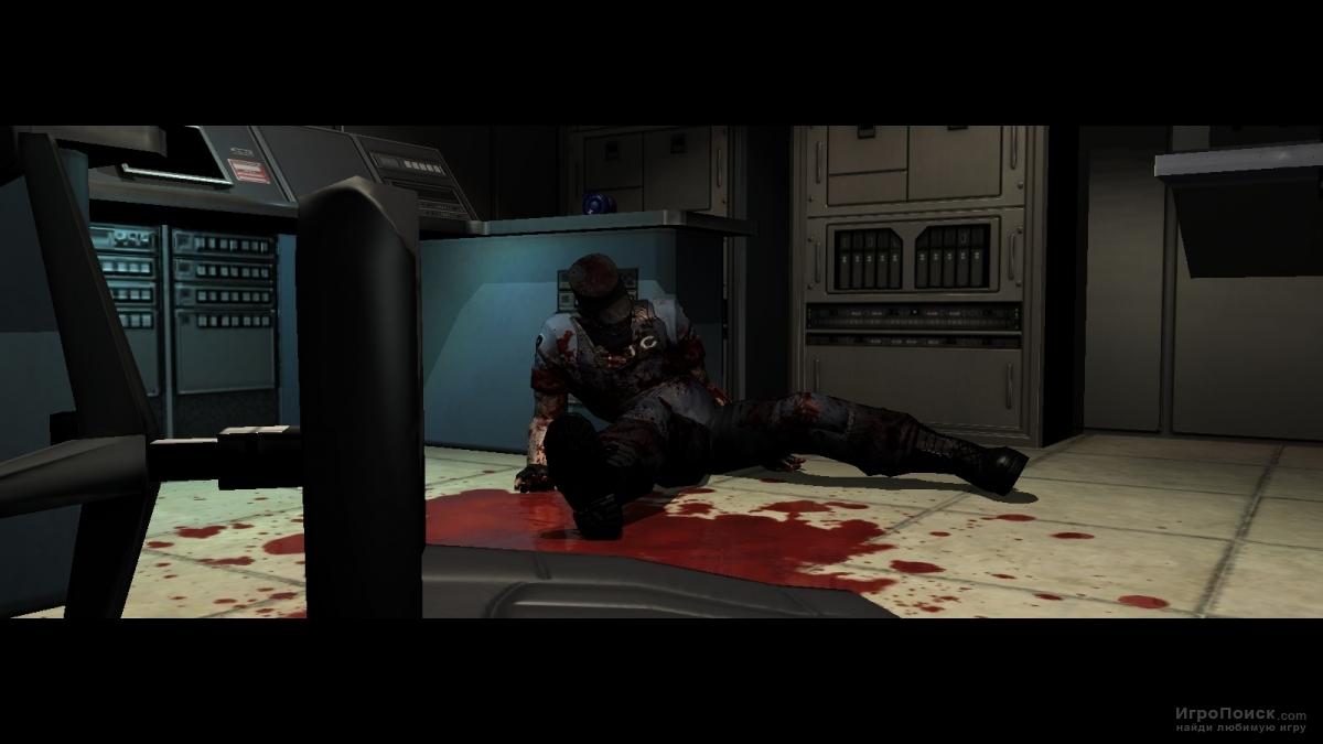 Скриншот к игре F.E.A.R.