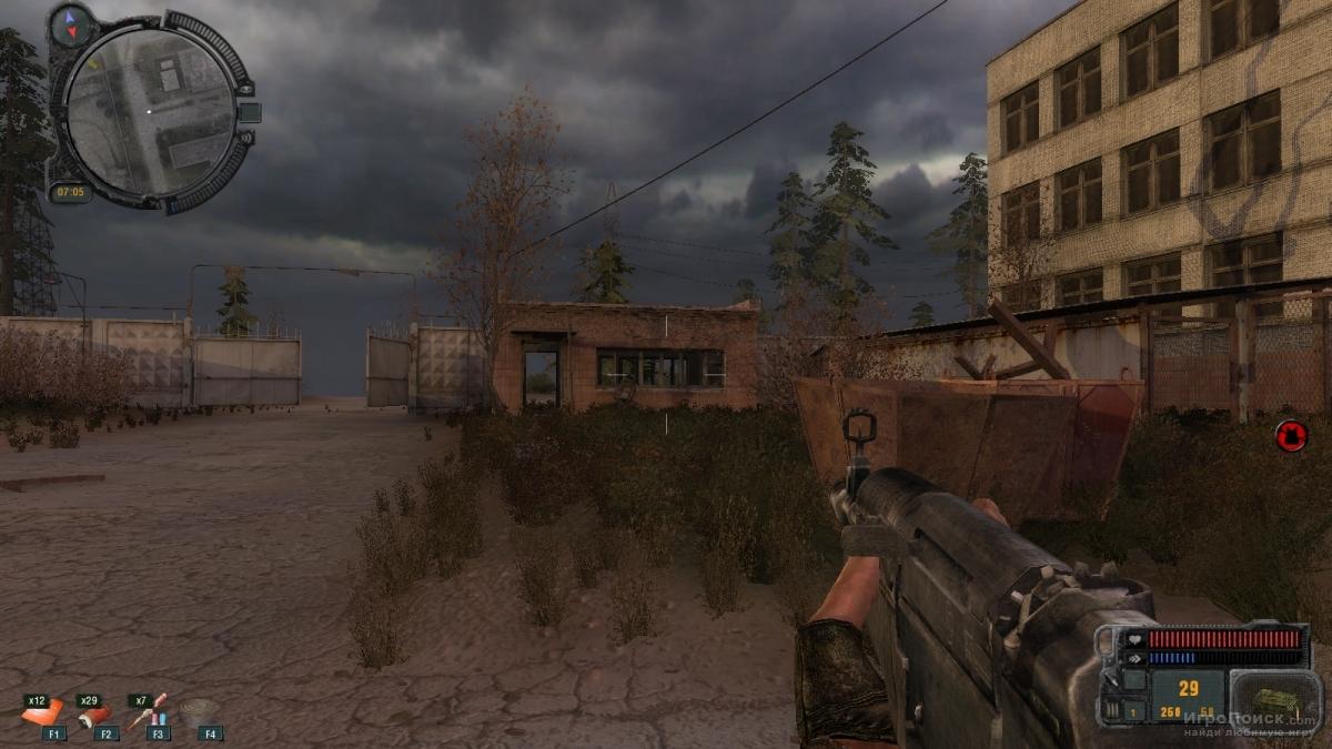 Скриншот к игре S.T.A.L.K.E.R.: Call of Pripyat