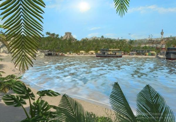 Скриншот к игре Tropico 3