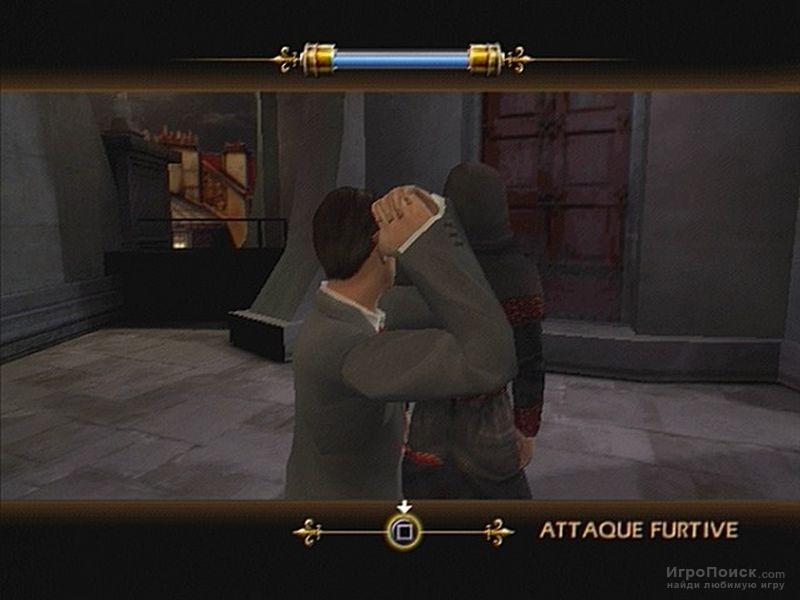Скриншот к игре The Da Vinci Code