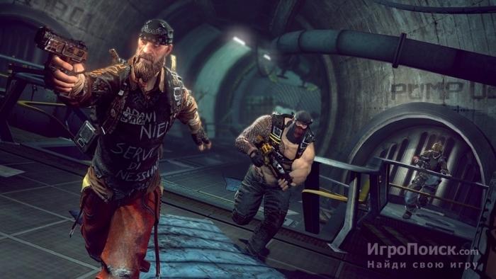 Скриншот к игре Brink
