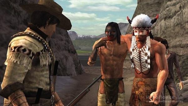 Скриншот к игре Gun