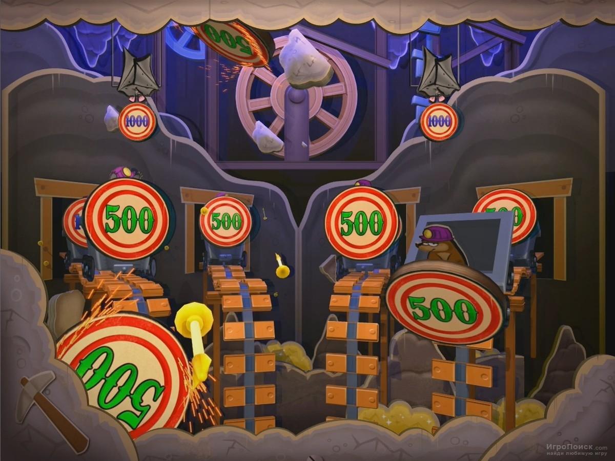 Скриншот к игре Disney-Pixar Toy Story Mania!