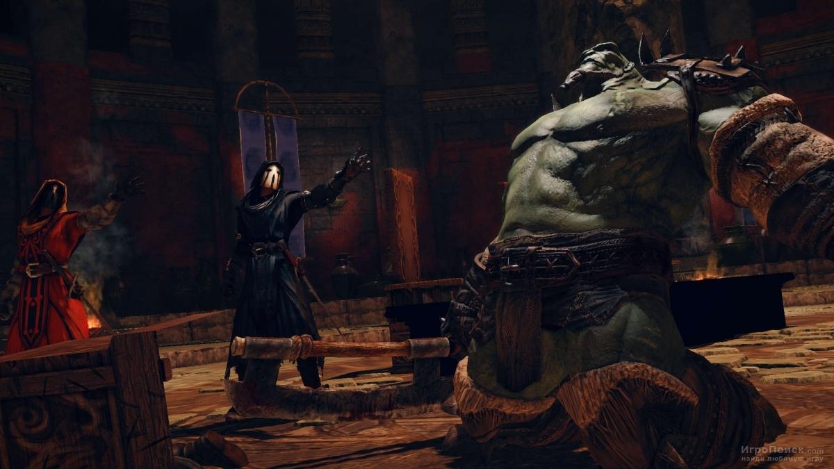 Скриншот к игре Of Orcs And Men