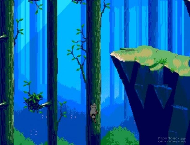 Скриншот к игре Disney's Pocahontas
