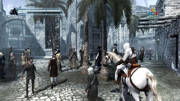 Скриншот к игре Assassin's Creed