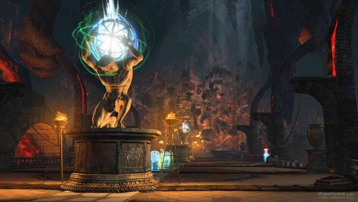 Скриншот к игре God Mode
