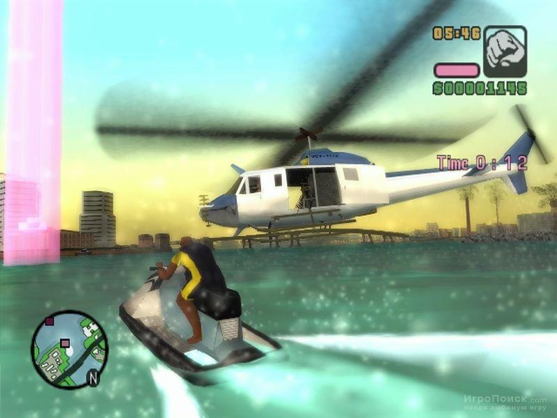 Скриншот к игре Grand Theft Auto: Vice City Stories