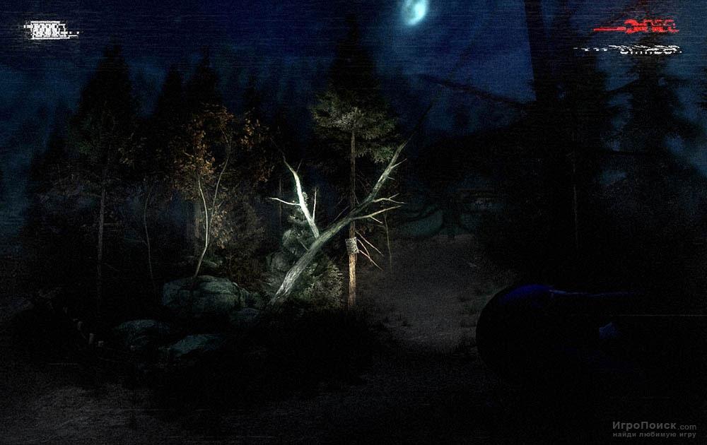 Скриншот к игре Slender: The Arrival