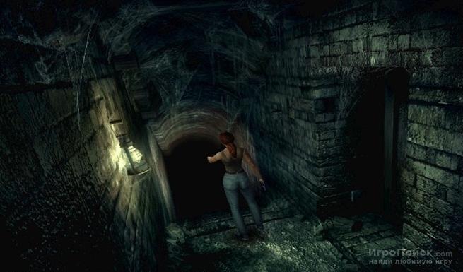 Скриншот к игре Alone in the Dark: The New Nightmare