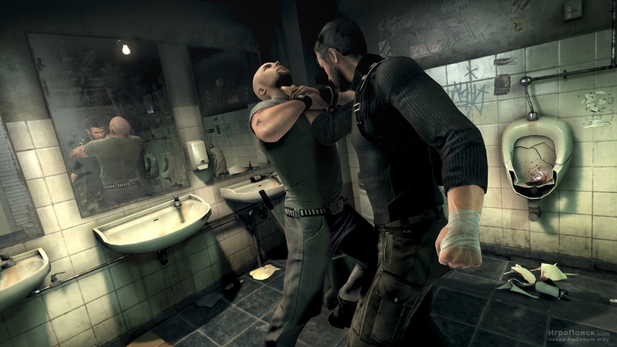Скриншот к игре Tom Clancy's Splinter Cell: Conviction